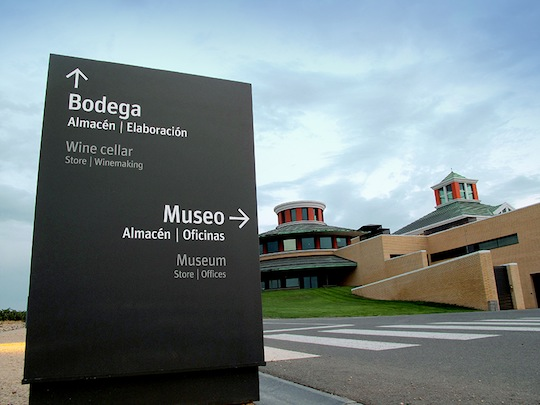 Museum of<br>wine culture<br>Dinastia Vivanco